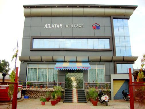 Nilayam Heritage - Orchha - Building