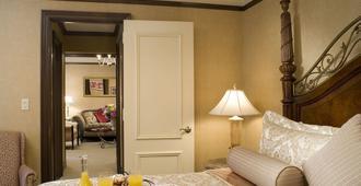 ذا لوسيرن هوتل - نيويورك - غرفة نوم
