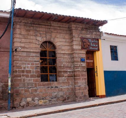 Hostal Teatro Inka - Cusco - Gebäude