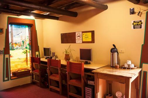 Hostal Teatro Inka - Cusco - Khu vực làm việc