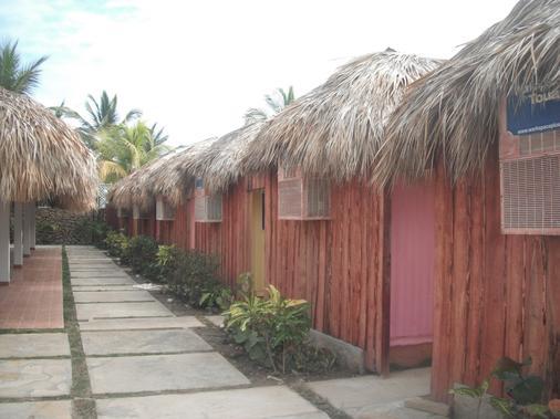 El Cayito Beach Resort - San Fernando de Monte Cristi - Außenansicht