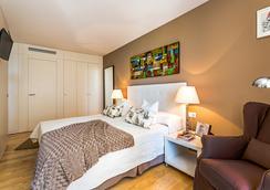 蘭布拉套房及泳池繞家酒店 - 巴塞隆拿 - 巴塞隆納 - 臥室