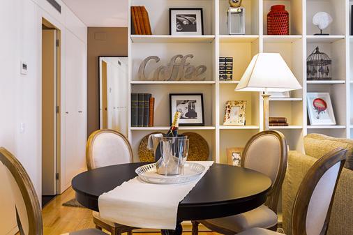 Urban Districs Apartments Rambla Suite & Pool - Barcelona - Speisesaal