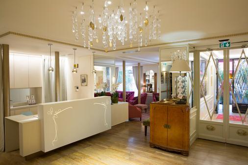Hôtel du Levant - Παρίσι - Σαλόνι ξενοδοχείου