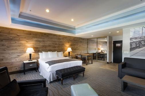 The Row Hotel - San José - Bedroom