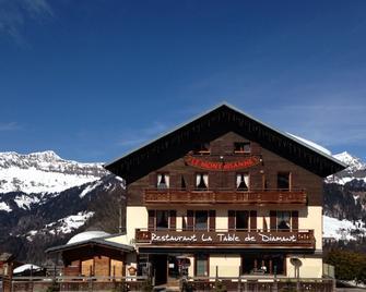Hôtel Le Mont Bisanne - Crest-Voland - Gebäude