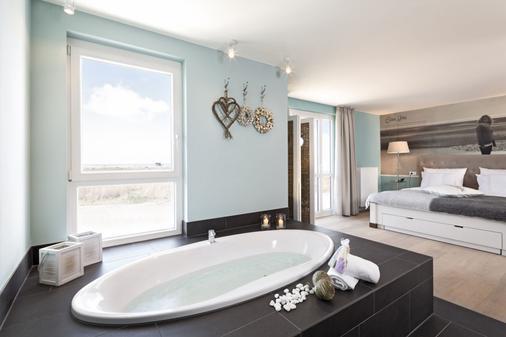 Hotel Zweite Heimat - Sankt Peter-Ording - Bedroom