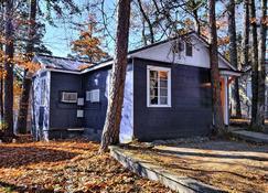 The Wanderoo Lodge - Eureka Springs - Edificio