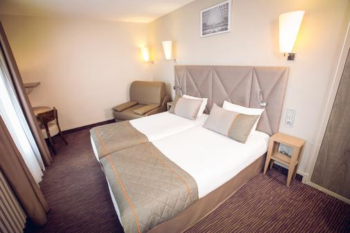 Timhotel Paris Gare Montparnasse - Paris - Bedroom
