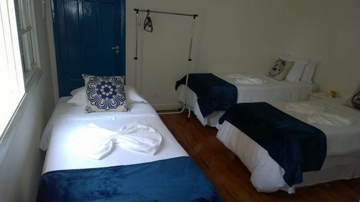 Pousada E Hostel São Paulo - Unidade Comfort - São Paulo - Schlafzimmer