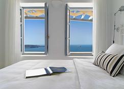 Lilium Villas - Thera - Bedroom