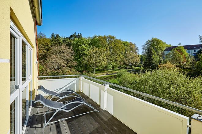 H+ Hotel Ferienpark Usedom - Koserow - Balcony