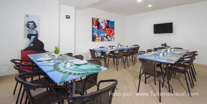 Hotel Quinta Avenida - Medellín - Restaurant