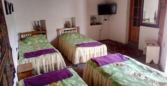 Miraziz Ambari - ブハラ - 寝室