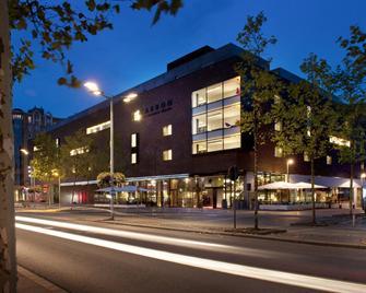 Carbon Hotel - Genk - Building