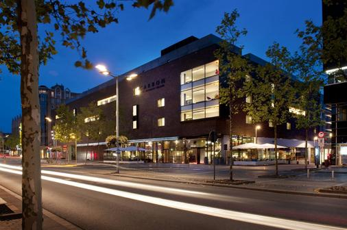 Carbon Hotel - Different Hotels - Genk - Building