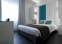 Hotel Ecu - Different Hotels - Genk - Sypialnia