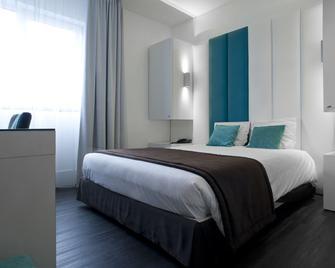 Hotel Ecu - Different Hotels - Genk - Bedroom