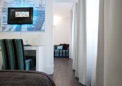 Hotel Ecu - Different Hotels - Genk - Schlafzimmer