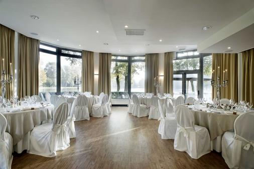 M Hotel - Different Hotels - Genk - Banquet hall