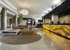 M Hotel - Different Hotels - Genk - Lobby