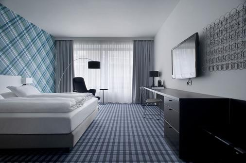 Premier Suites Plus Antwerp - Antwerp - Bedroom