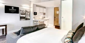 Sandman Signature Newcastle Hotel - Newcastle upon Tyne - Bedroom