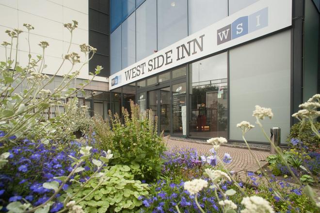 West Side Inn Amsterdam - Amsterdam - Bâtiment