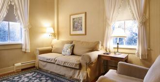 Carlisle House Inn - Nantucket - Sala de estar