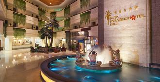 Kuta Paradiso Hotel - Kuta - Recepción