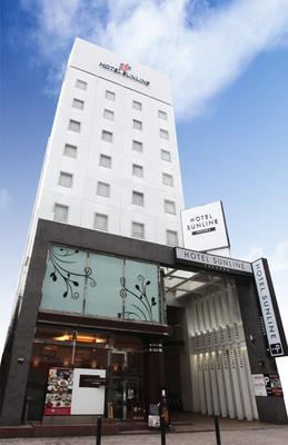 호텔 선라인 후쿠오카 오호리 - 후쿠오카 - 건물