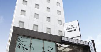 Hotel Sunline Fukuoka Ohori - Fukuoka - Rakennus