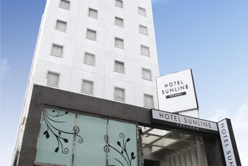 福岡大濠太陽線飯店 - 福岡 - 建築