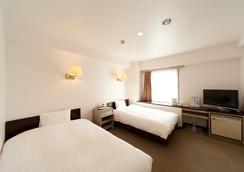 Hotel Sunline Fukuoka Ohori - Fukuoka - Bedroom