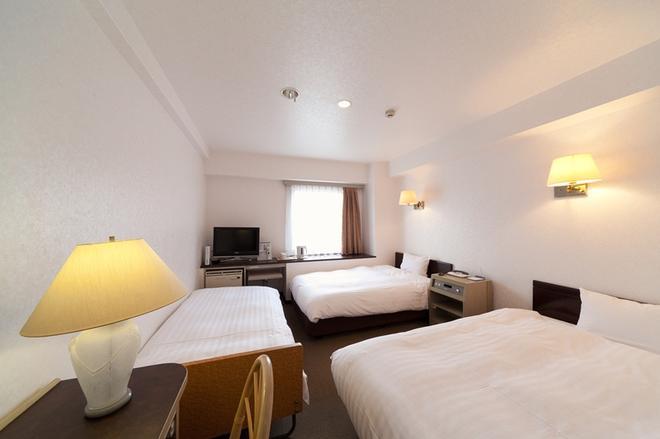 호텔 선라인 후쿠오카 오호리 - 후쿠오카 - 침실