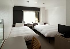 ホテルサンライン福岡大濠 - 福岡市 - 寝室