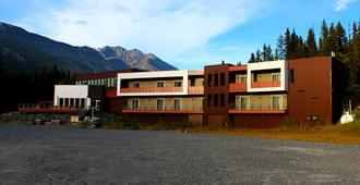 Tsaina Lodge - Valdez - Building