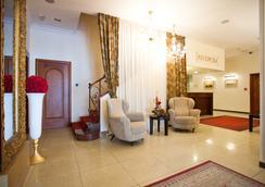 Hotel Globo - Split - Lobby
