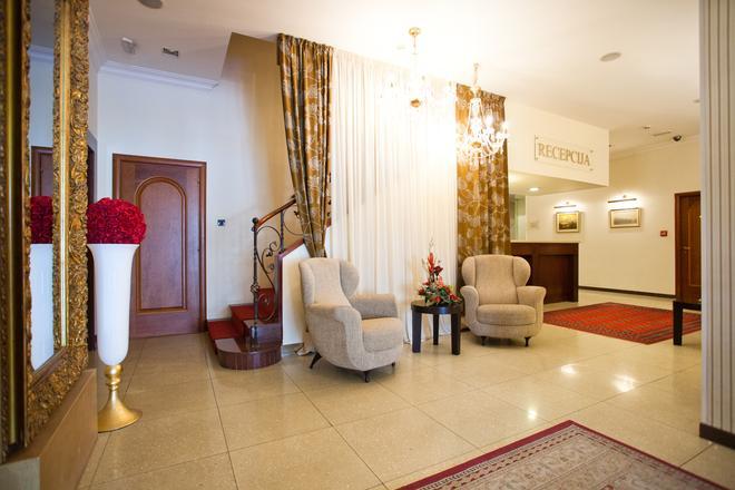 格羅伯酒店 - 斯普利特 - 斯普利特 - 大廳