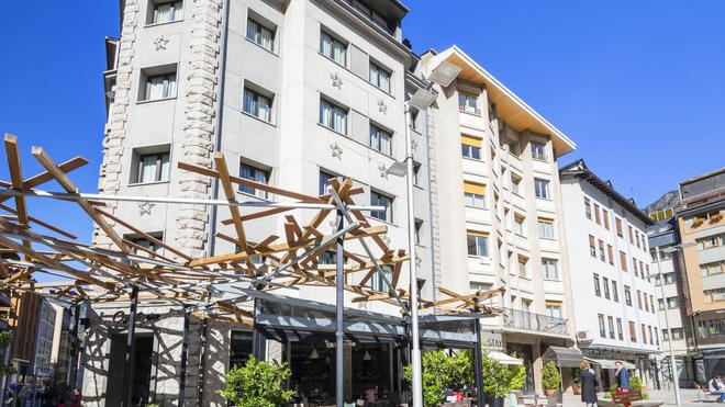Tudel - Les Escaldes - Building
