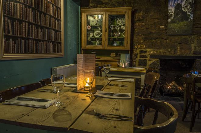 Parsonage Farm Inn - Tenby - Nhà hàng
