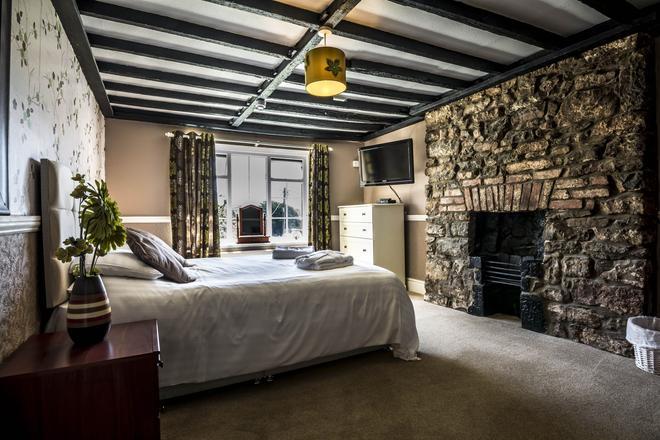 Parsonage Farm Inn - Tenby - Phòng ngủ