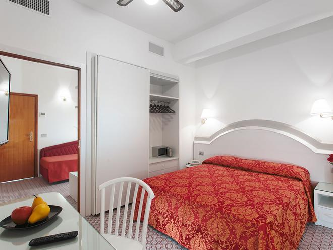 Hotel Caravelle - Cesenatico - Κρεβατοκάμαρα