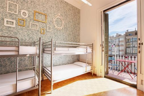 The Hipstel - Barcelona - Bedroom