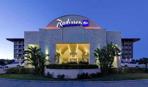 Radisson Blu Resort & Spa, Cesme - Çeşme - Rakennus