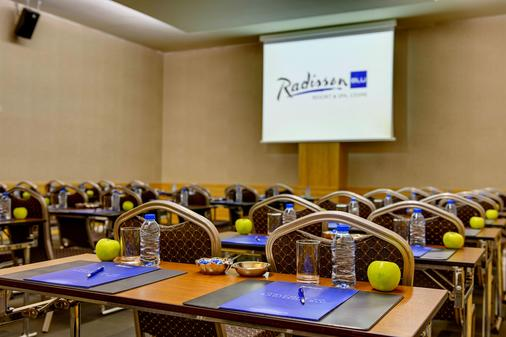 Radisson Blu Resort & Spa, Cesme - Çeşme - Buffet