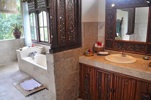 Alam Jiwa - Ubud - Phòng tắm