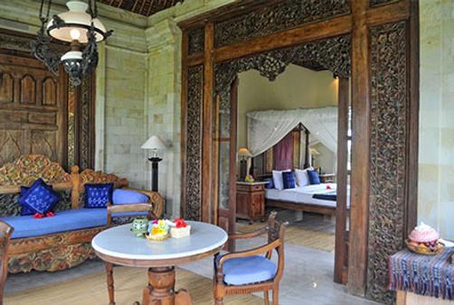 Alam Jiwa - Ubud - Phòng khách