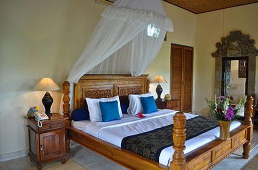 Alam Jiwa - Ubud - Phòng ngủ