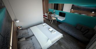 Atrium Ambiance Hotel - Rethymno - Makuuhuone